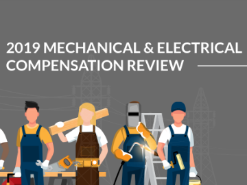 2019 Mechanical & Electrical Compensation Review