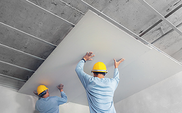 The Keys to Success in the Drywall Industry? Diversification and Depth