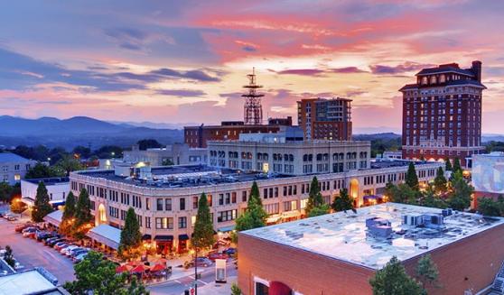 Kimmel & Associates Amazing View of Asheville, NC