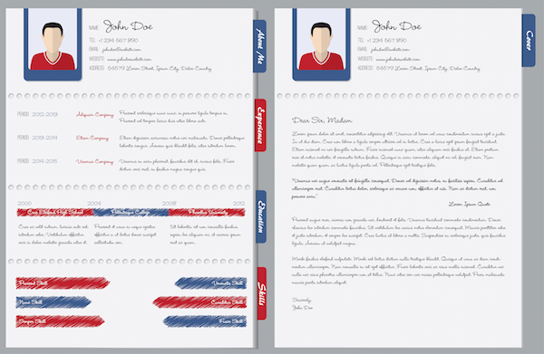 Difference between a cover letter and a resume custom college cv advice